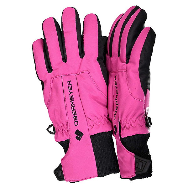 Obermeyer Thumbs Up Toddlers Gloves, Back To The Fuchsia, 600