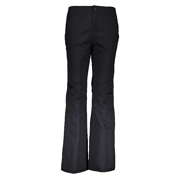 Obermeyer Sugarbush Stretch Long Womens Ski Pants, Black, 600