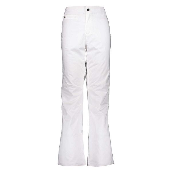 Obermeyer Sugarbush Stretch Long Womens Ski Pants, White, 600