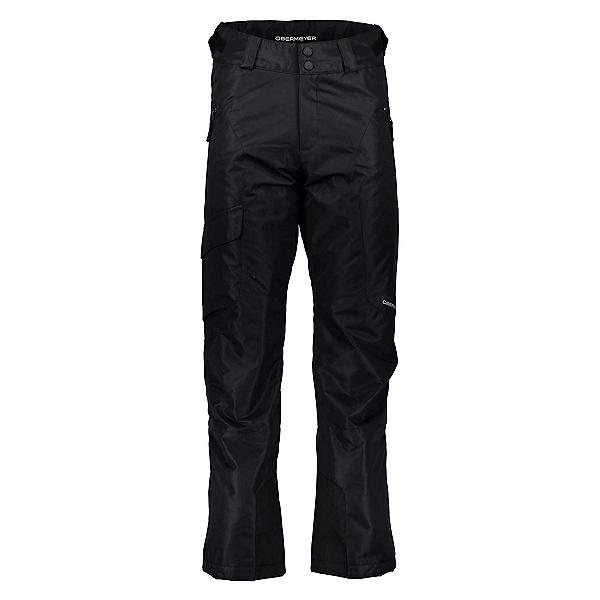 Obermeyer Nomad Cargo Short Mens Ski Pants, Black, 600