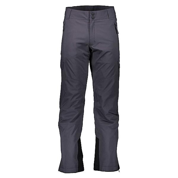 Obermeyer Alpinist Stretch Short Mens Ski Pants, Ebony, 600