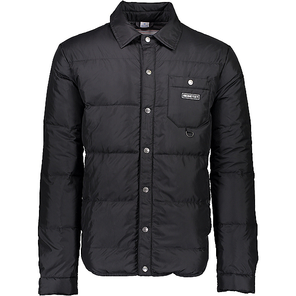 Obermeyer The Down Snowshirt Mens Shirt 2020, Black, 600