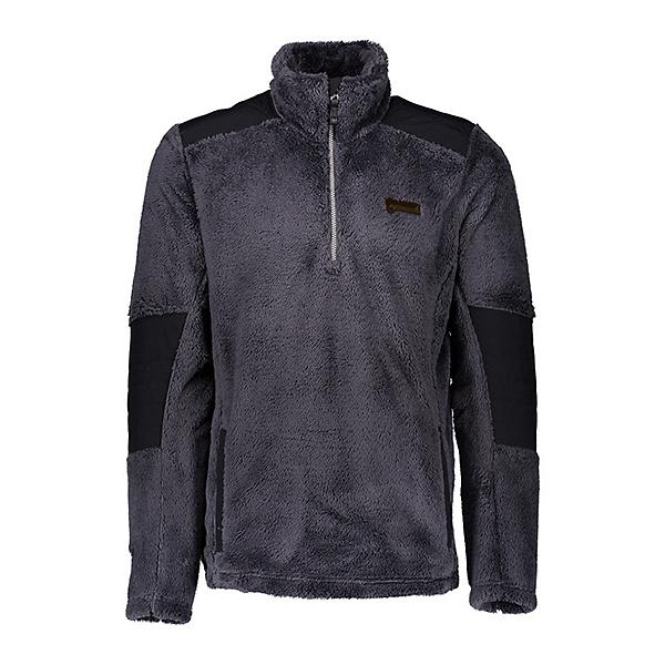 Obermeyer Favorite Fleece Mens Jacket 2020, Ebony, 600