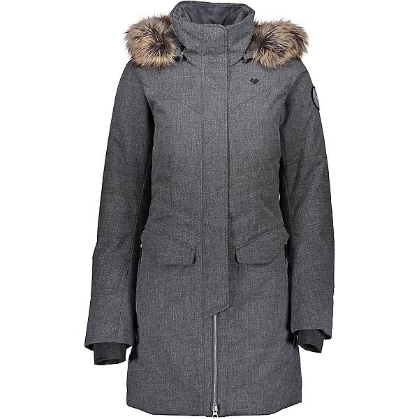 Obermeyer Sojourner Down w/Faux Fur Trim Womens Insulated Ski Jacket, , 600