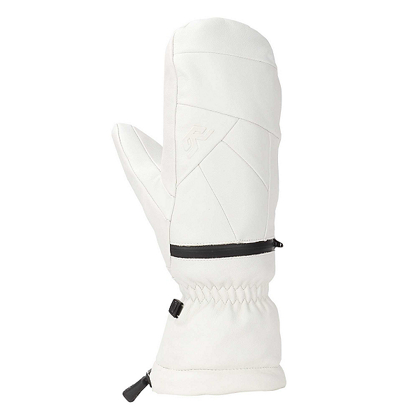 Gordini Leather Goose IV Womens Mittens, White, 600