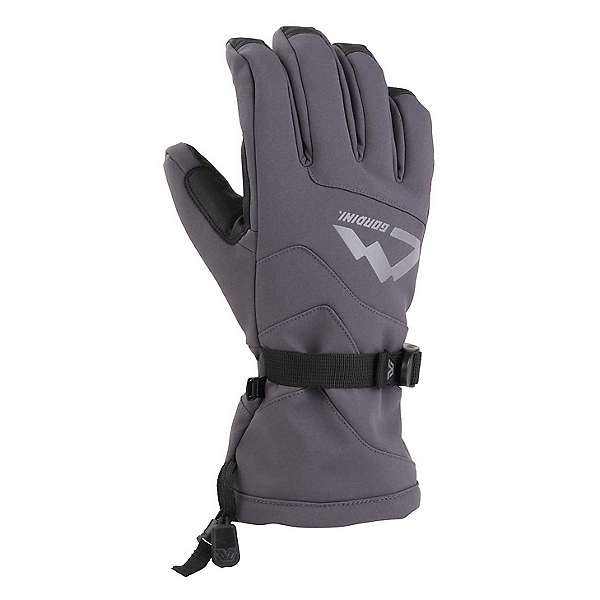 Gordini Fall Line IV Gloves, Gunmetal, 600