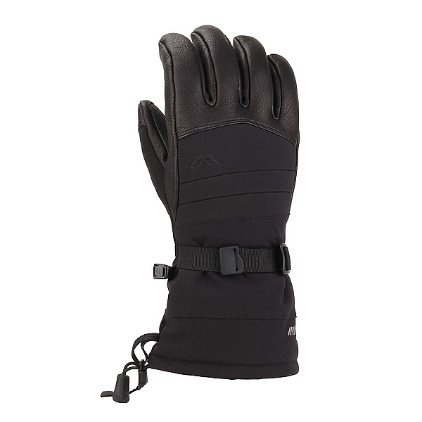 Gordini Polar II Gloves, Black, 600
