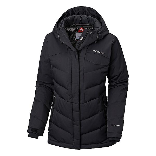 Columbia Up North Down Womens Insulated Ski Jacket 2019, Black, 600