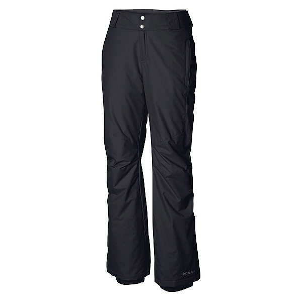 Columbia Bugaboo II Plus Womens Ski Pants, Black, 600