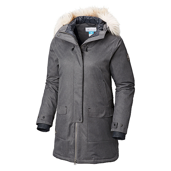Columbia Hawks Prairie w/Faux Fur Womens Jacket, , 600