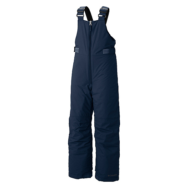 Columbia Snowslope II Bib Toddler Boys Ski Pants, Collegiate Navy, 600