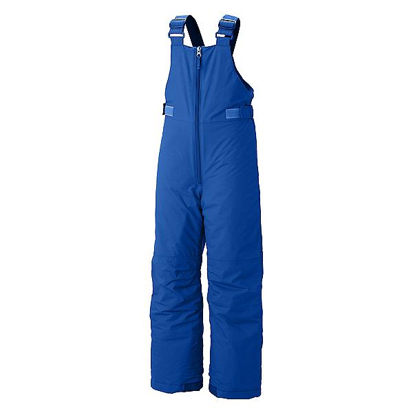 Columbia Snowslope II Bib Toddler Boys Ski Pants 2020, Super Blue, 600