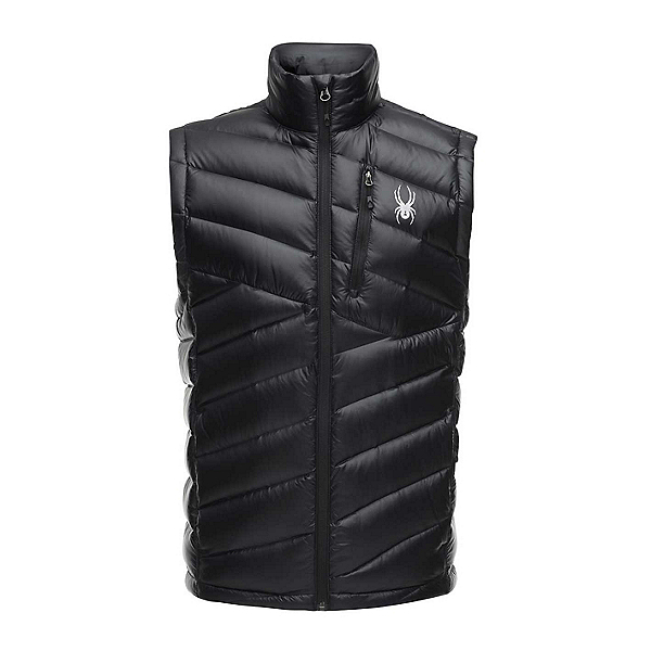 Spyder Syrround Down Mens Vest, , 600