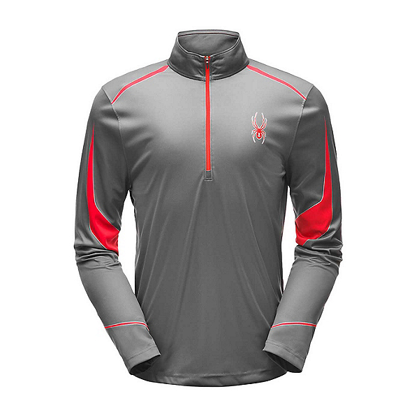 Spyder Limitless Cannon Zip T-Neck Mens Mid Layer, , 600