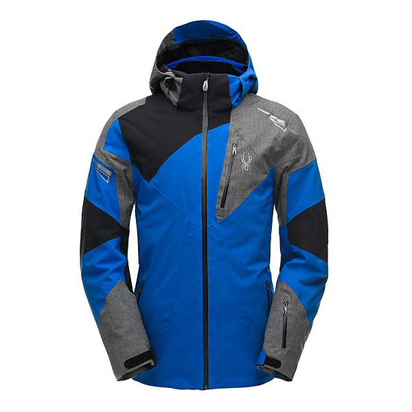 Spyder Leader Mens Insulated Ski Jacket, , 600