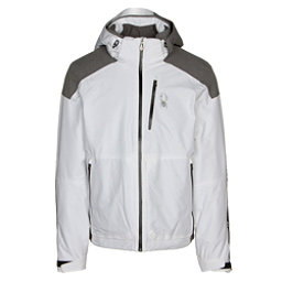 1c0ec838ae Shop for White Spyder Men s Ski Jackets at Skis.com