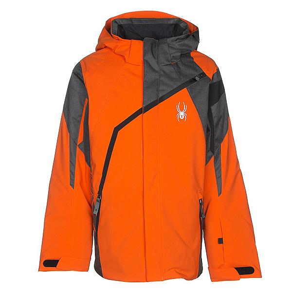 Spyder Challenger Boys Ski Jacket, , 600