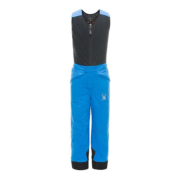 Spyder Mini Expedition Toddler Boys Ski Pants, French Blue-Black-Black, 600
