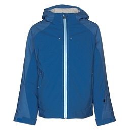 1da426fbf Spyder Tresh Girls Ski Jacket, Turkish Sea-Turkish Sea-Blue I, 256
