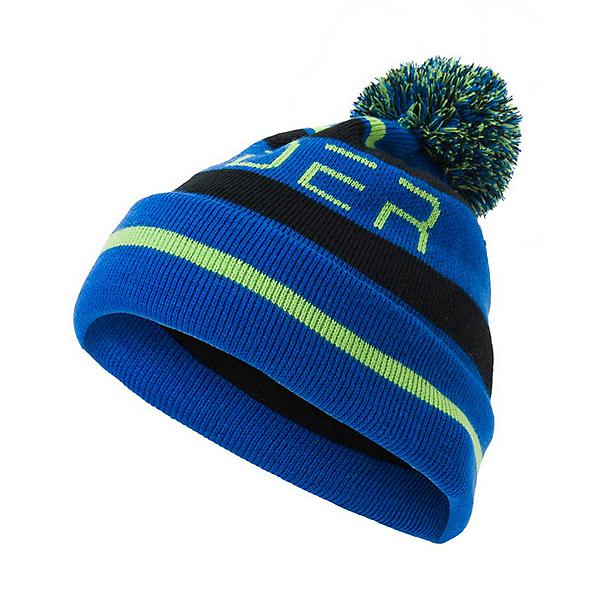 Spyder Icebox Kids Hat, Turkish Sea-Black-Fresh, 600