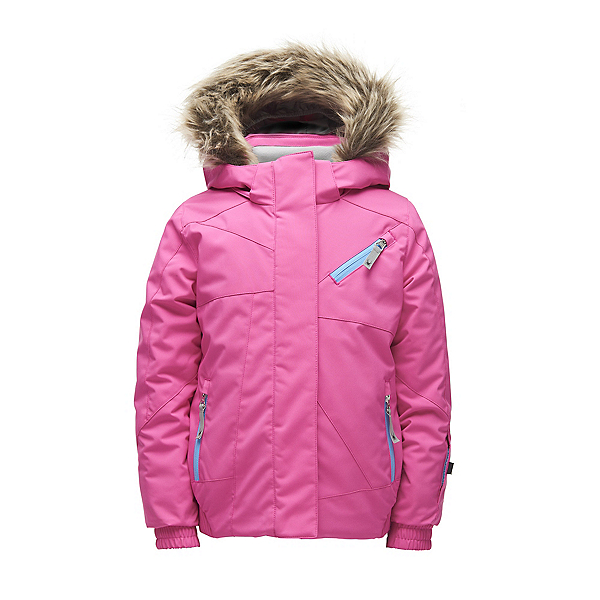 Spyder Bitsy Lola Toddler Girls Ski Jacket, , 600