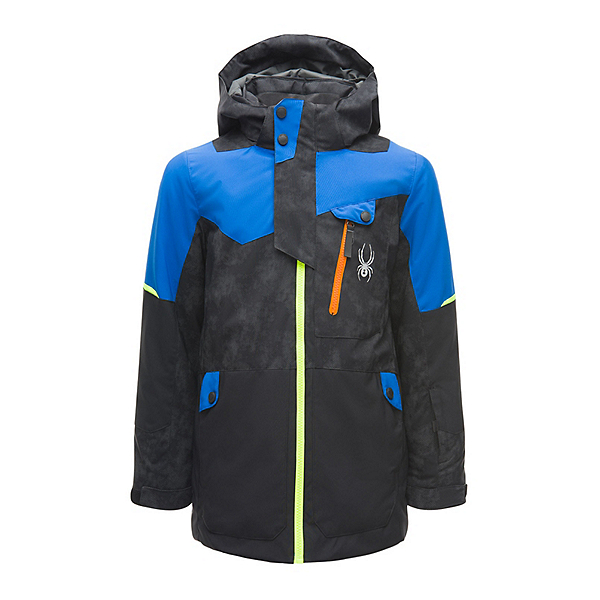 Spyder Tordrillo Boys Ski Jacket, , 600