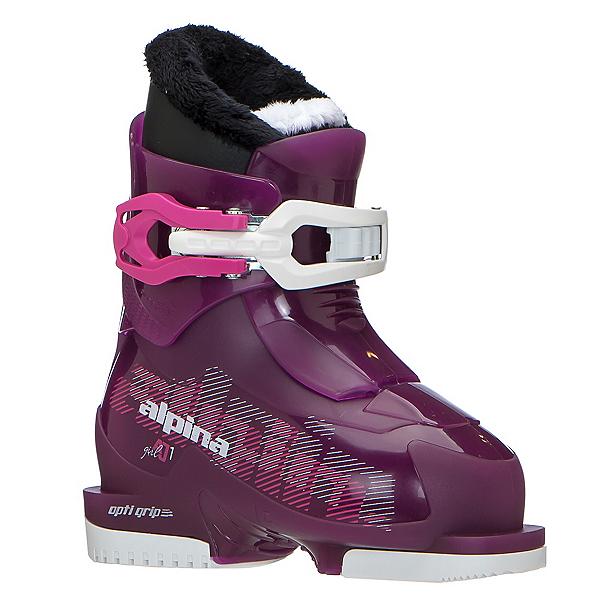 Alpina AJ1 Girls Ski Boots, , 600
