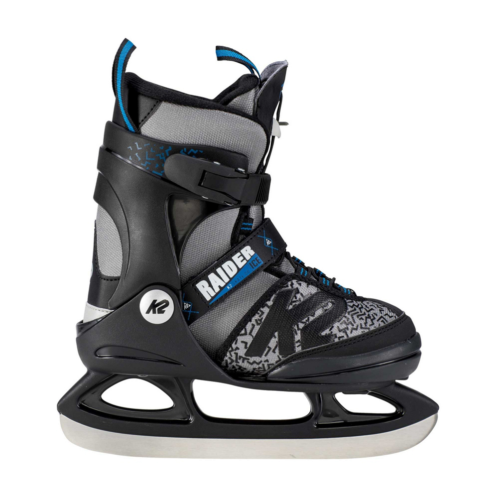 K2 Raider Boys Ice Skates im test