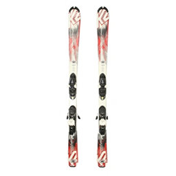 Used 2015 K2 AMP Strike Skis With L7 Bindings A Condition Great Starter Set, , 256
