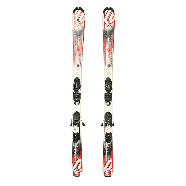 Used 2015 K2 AMP Strike Skis With L7 Bindings A Condition Great Starter Set, , 600