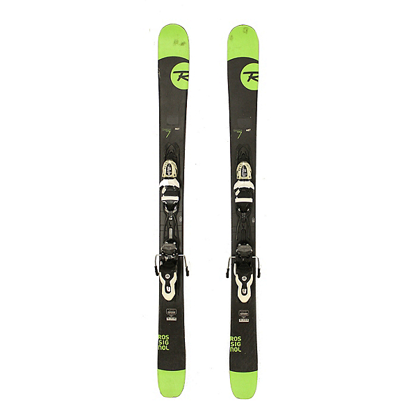 Used 2015 Rossignol Smash 7 Skis Xelium 11 Bindings A Condition, , 600