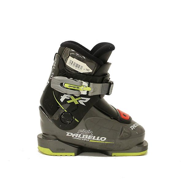 Used Dalbello RTL FXR 1 4 Factor Kids Toddler Ski Boots Easy Ratchet Buckle, , 600