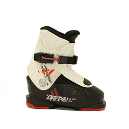 Used 2017 Dalbello CX1 Kids Toddler Size Ski Boots Easy Ratchet Buckle, , 256