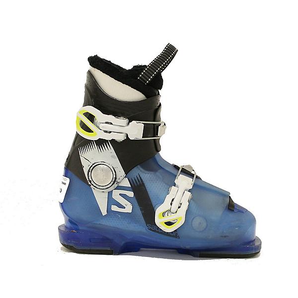 Used 2018 Salomon Team 2 RT Kids Youth Size Ski Boots, , 600