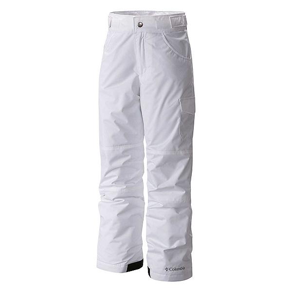 Columbia Starchaser Peak II Toddler Girls Ski Pants, White, 600