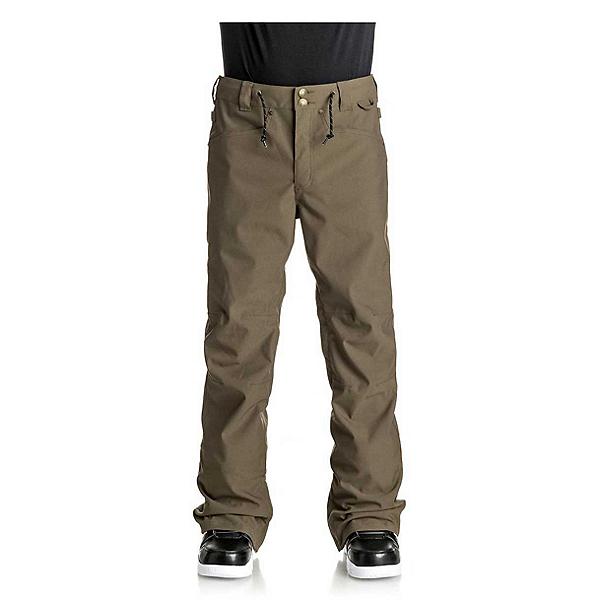 DC Relay Mens Snowboard Pants, Beech, 600