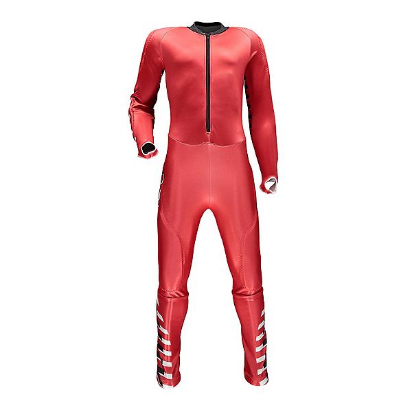 Spyder Performance GS Boys Race Suit, Red-Black, 600