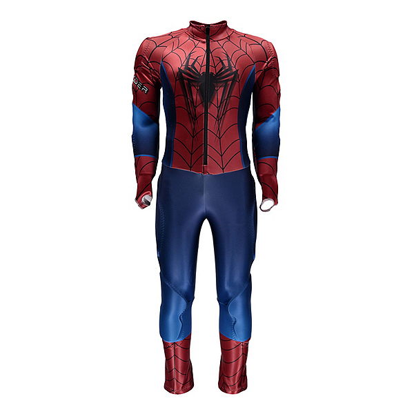 Spyder Marvel Performance GS Boys Race Suit, Red-Spiderman, 600