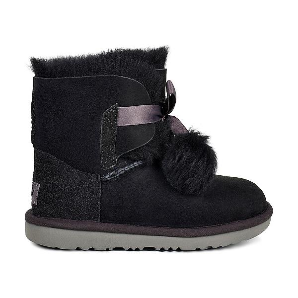 UGG Gita Girls Boots, Black, 600