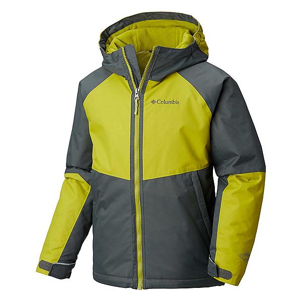 Columbia Alpine Action II Toddler Ski Jacket, Grill Python Green, 600