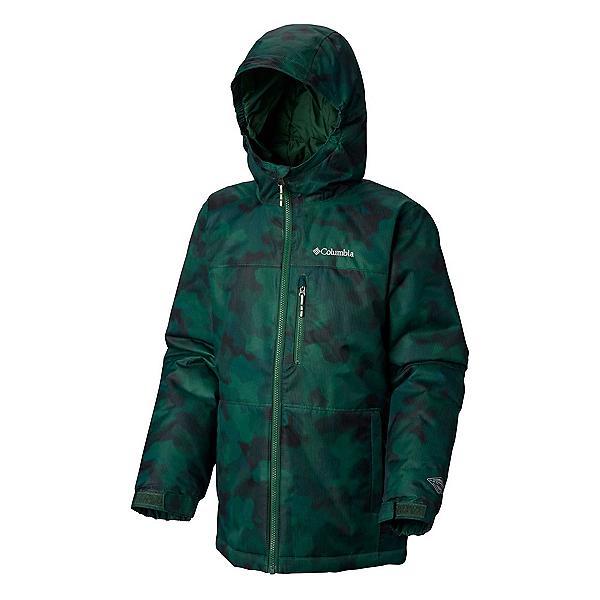 Columbia Magic Mile Toddler Ski Jacket 2019, Forest Camo, 600