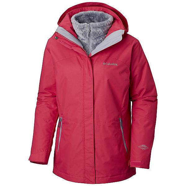 cd2fe5ab3608c Columbia Bugaboo II Interchange Plus Womens Insulated Ski Jacket 2019