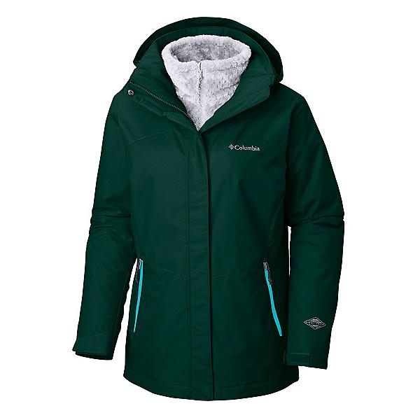 Columbia Bugaboo II Interchange Plus Womens Insulated Ski Jacket 2019, , 600