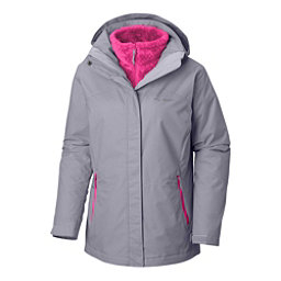 8722d435e96 Columbia Bugaboo II Interchange Plus Womens Insulated Ski Jacket, Astral  Cactus Pink, 256