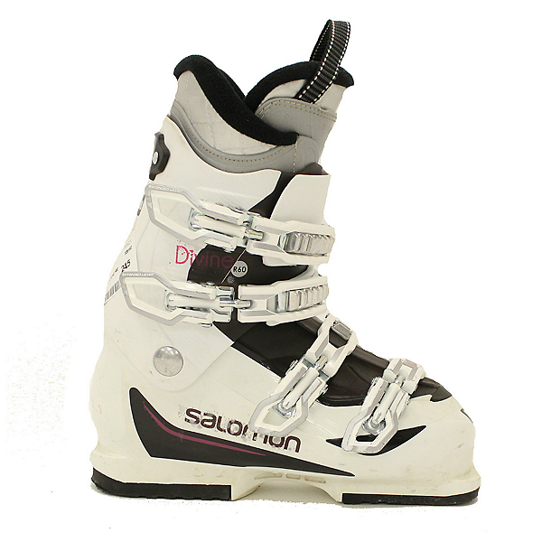 Used 2015 Womens Salomon Divine R60 Ski Boots SALE, , 600
