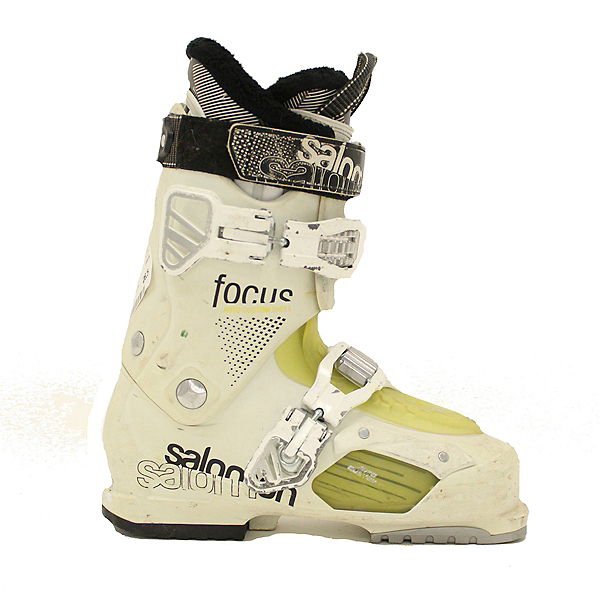 Used Womens Salomon Focus Ski Boots Size Choice SALE, , 600