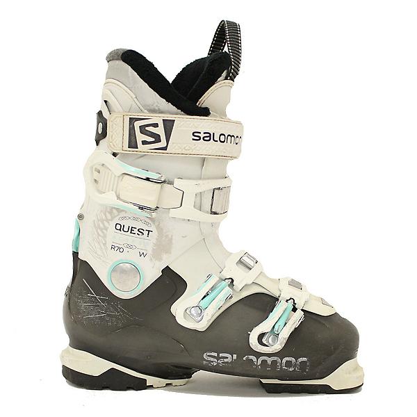Used 2017 Womens Salomon Quest Access R70 Ski Boots, , 600