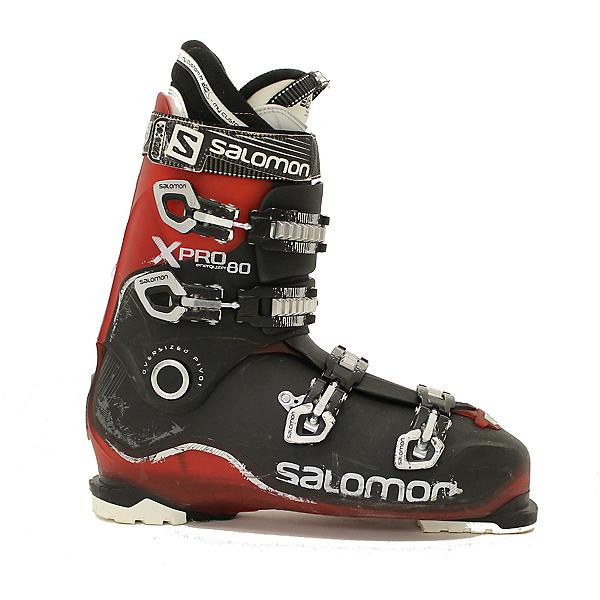 Used 2015 Mens Salomon X-Pro 80 Ski Boots US Size 14.5, , 600