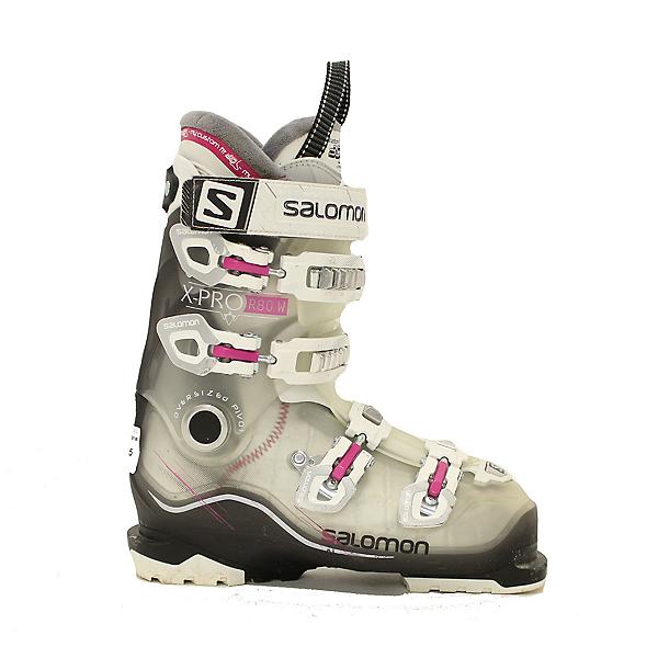 Used 2016 Womens Salomon X-Pro R80 W Ski Boots Hot, , 600