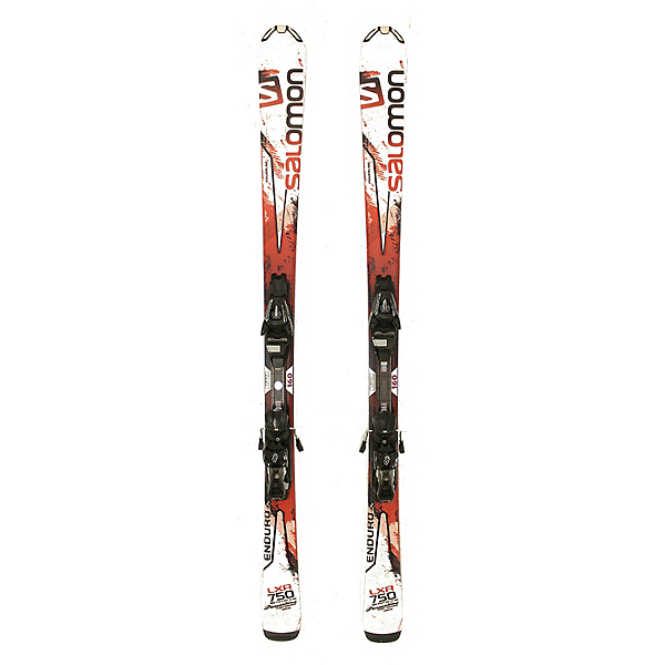 Used 2014 Salomon Enduro LXR 750 Skis C Condition Size Choices, , 600